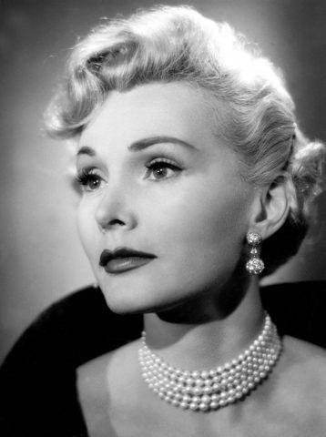 Zsa Zsa Gabor, attrice