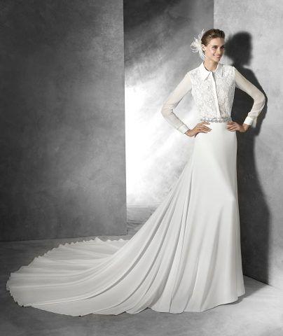 abito da sposa Pronovias-2016