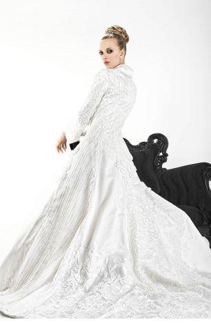 abito da sposa cappotto Dream Sposatelier