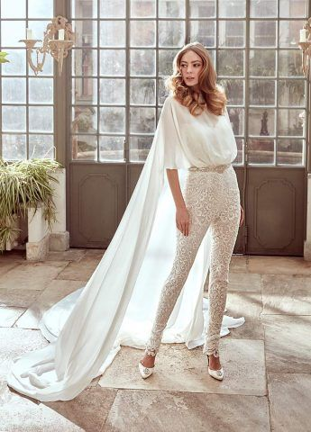 abito da sposa pantaloni nicole-spose