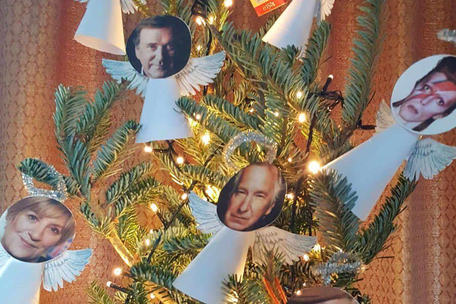 L'albero di Natale commemorativo