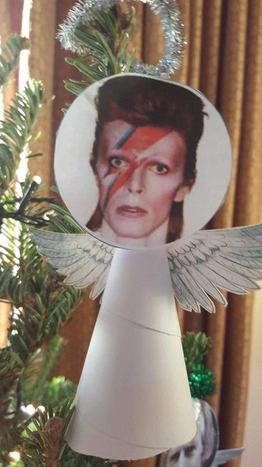 David Bowie non poteva mancare!