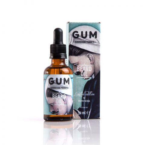 Gum Beard Oil by Pietro Sedda.