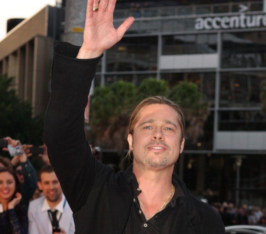 Brad Pitt: Ehi, Jennifer, vuoi venire a cena con me?