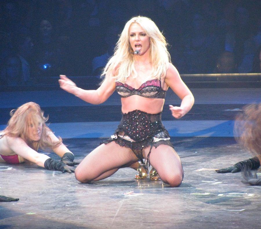 Britney Spears più sexy che mai sul palco