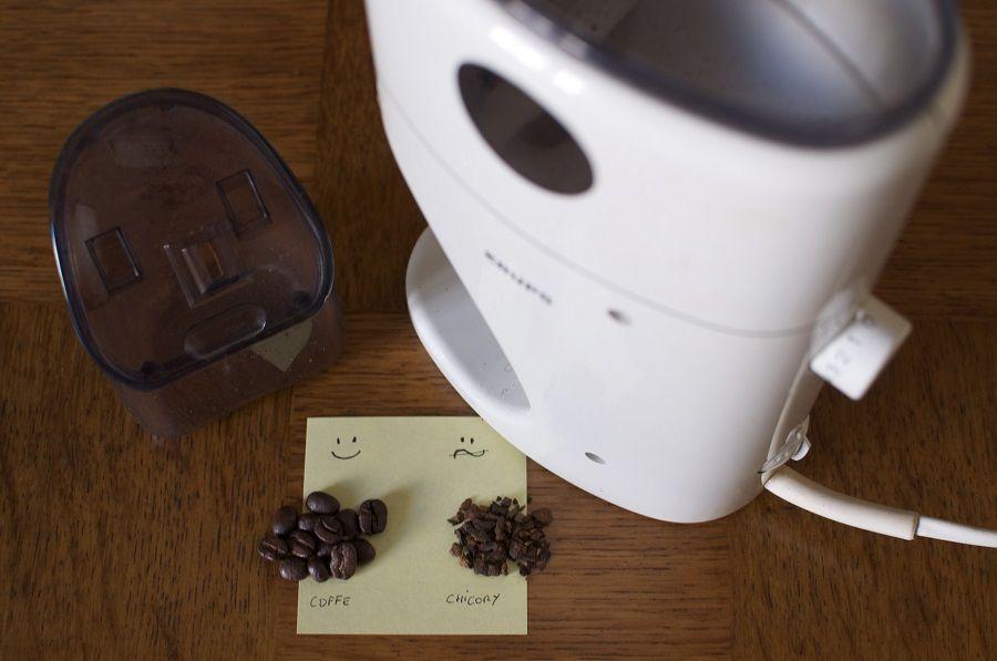 Meglio il caffè normale o il caffè di cicoria?