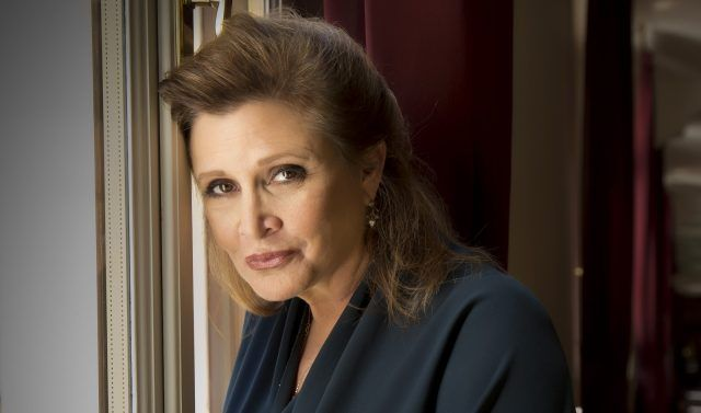 Carrie Fisher, attrice