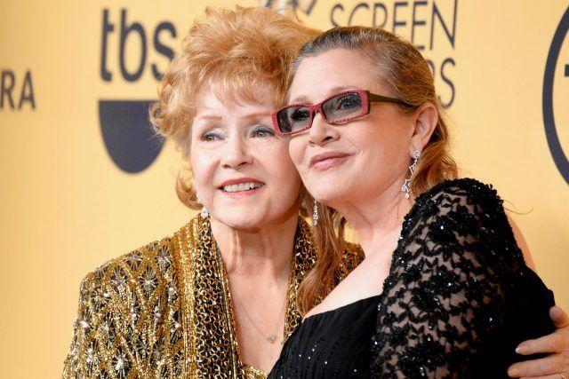 Debbie Reynolds, attrice