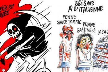 Charlie Hebdo disegna e noi ci indigniamo. Ma perchè?