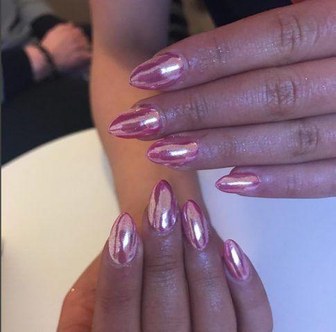 Nail Trend: le unghie a specchio