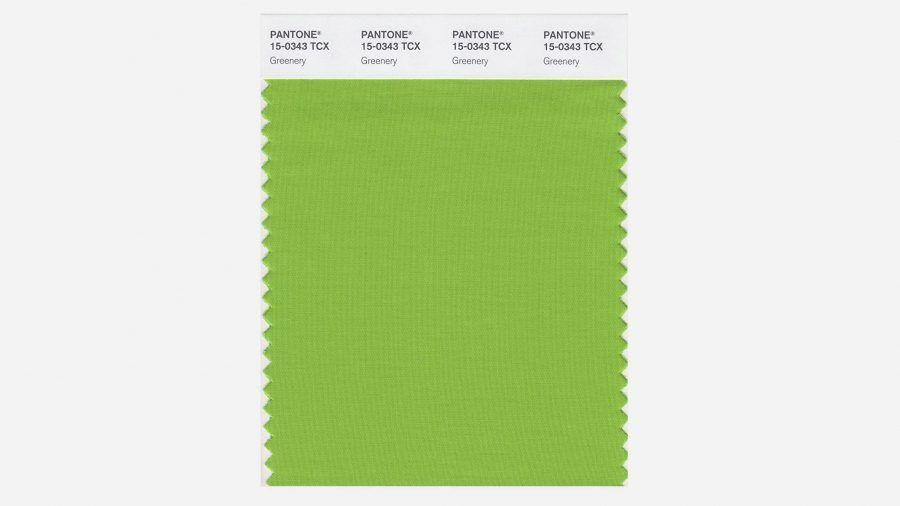 Greenery, il colore Pantone 2017