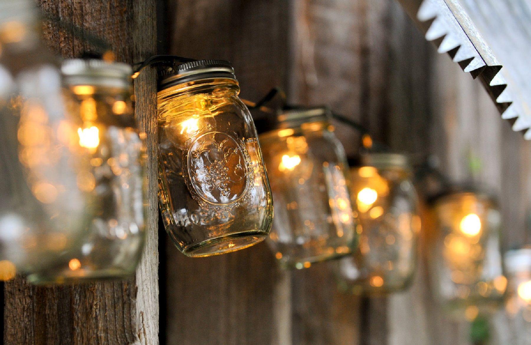 Lampade fai da te: idee per decorare e da regalare
