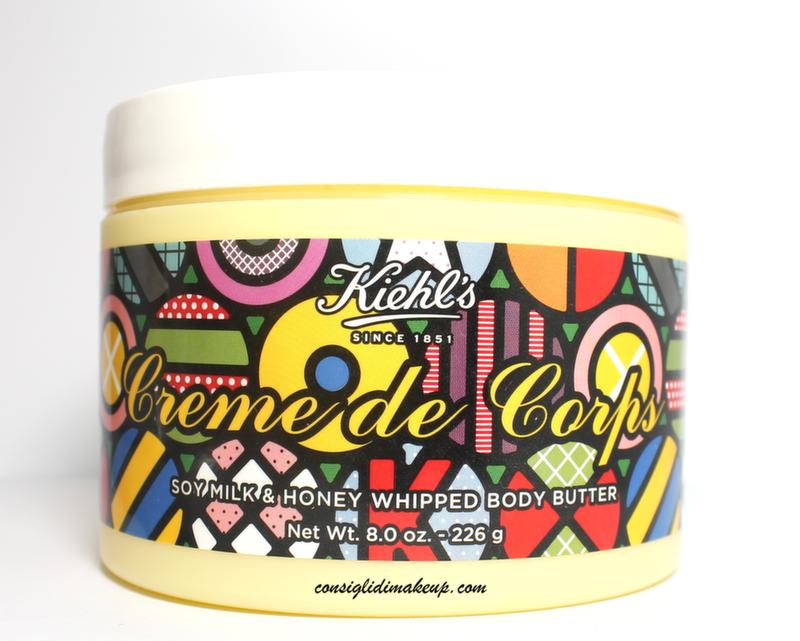 Crème de Corps firmata Kiehl's