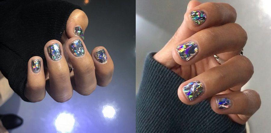 Esempi di Diamond Nail Art