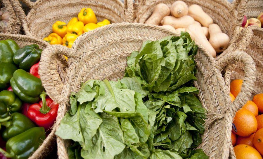 Verdure, sia crude che cotte, da utilizzare per saziarvi il più possibile.