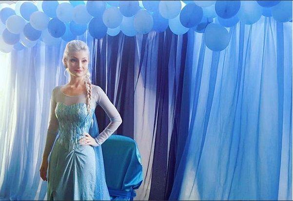 Cosplay di Elsa