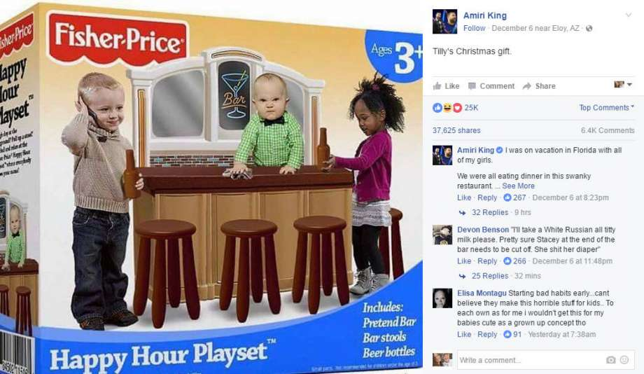 Il Playset Happy Hour