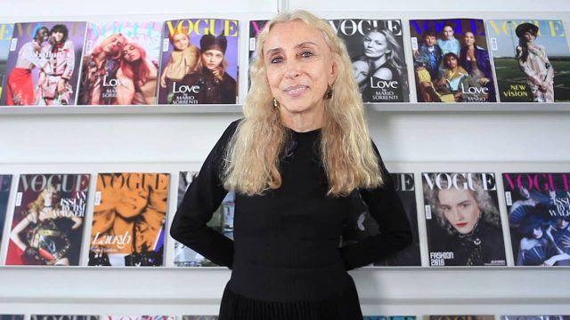 Franca Sozzani e Vogue Italia: un amore durato 28 anni.