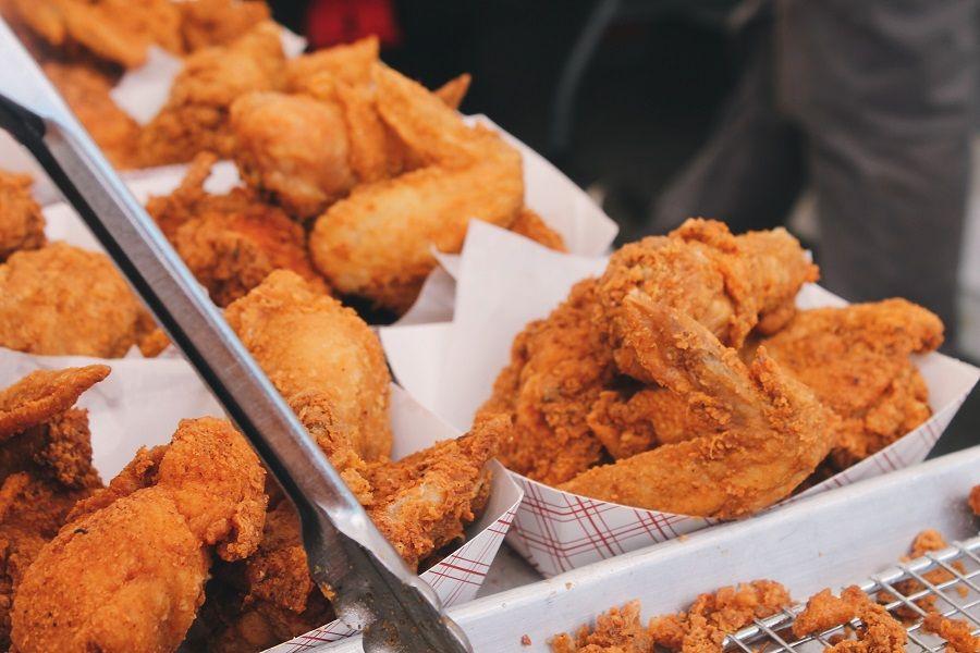 Il fritto deve essere croccante, non molle, non unto e dorato