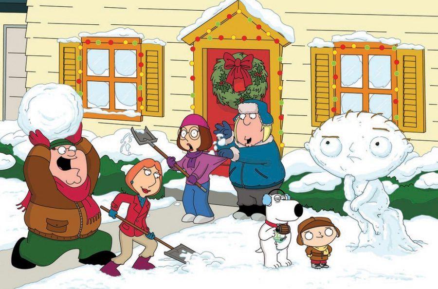 Il Natale in casa Griffin