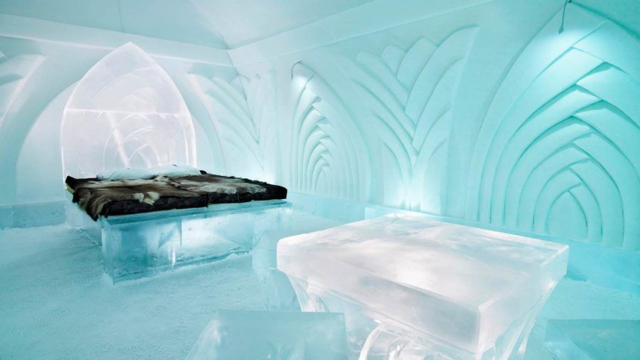 L'Icehotel svedese