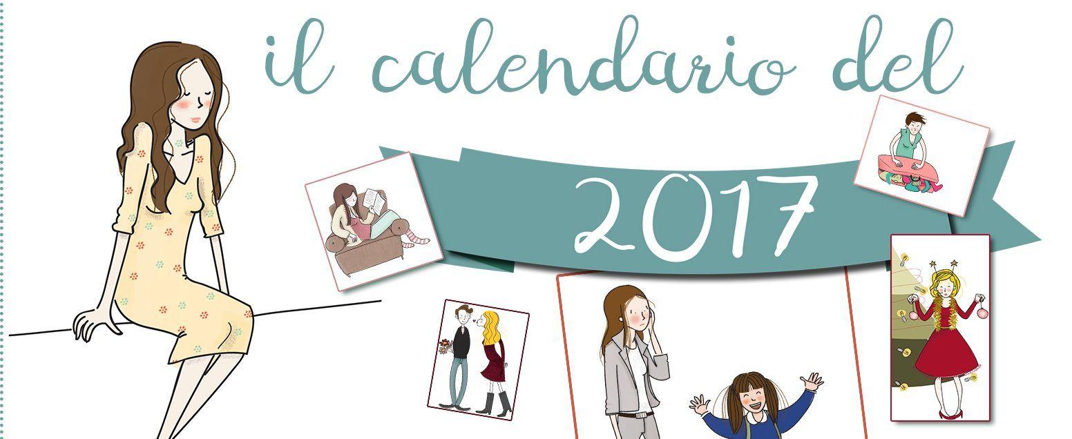 Il calendario del 2017