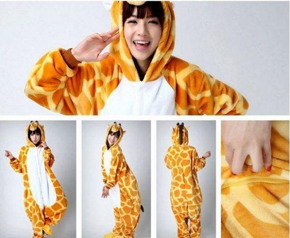 Kigurumi, giraffa