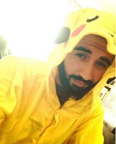 Kigurumi, Pikachu