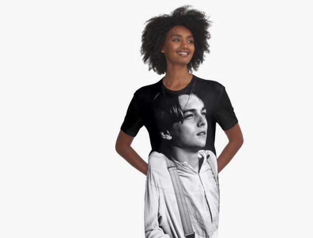 Vestito con singolo Leonardo DiCaprio