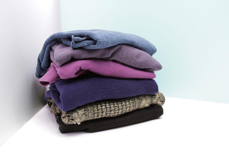 I maglioni di lana sono delicati!