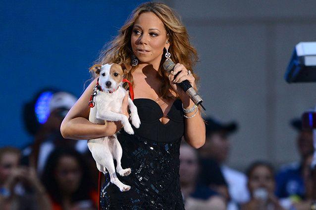 JJ e Mariah Carey
