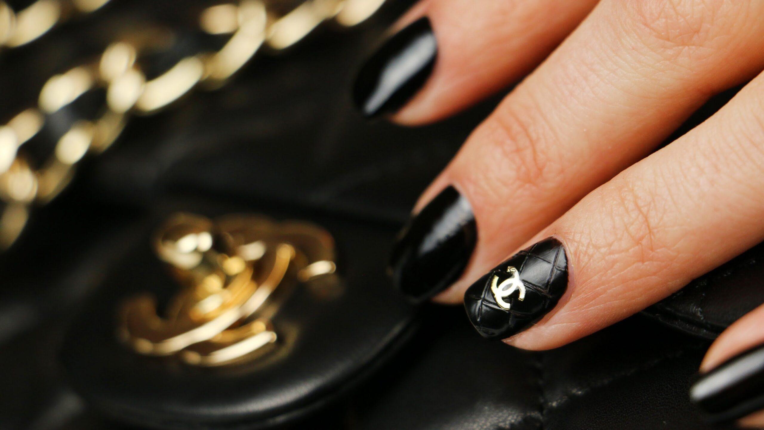 La nail-art ispirata a Chanel
