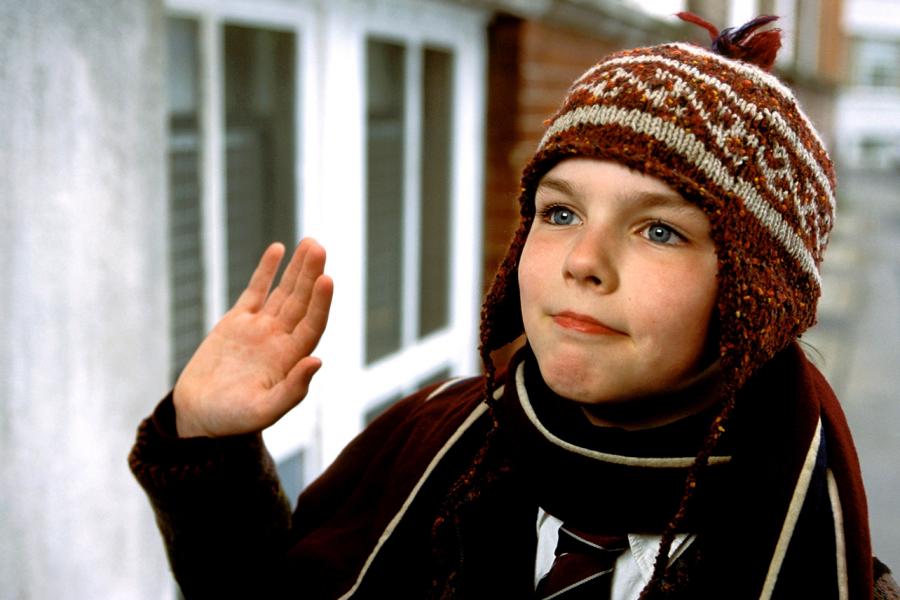 Nicholas Hoult about a Boy