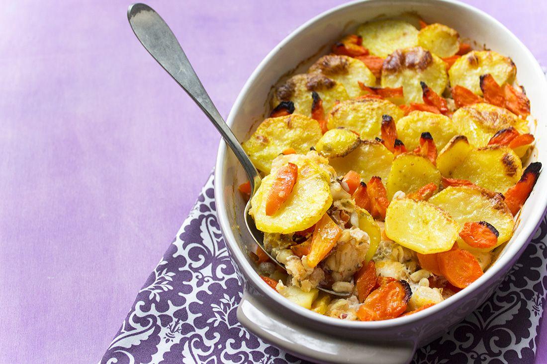 Patate al forno croccanti: la ricetta