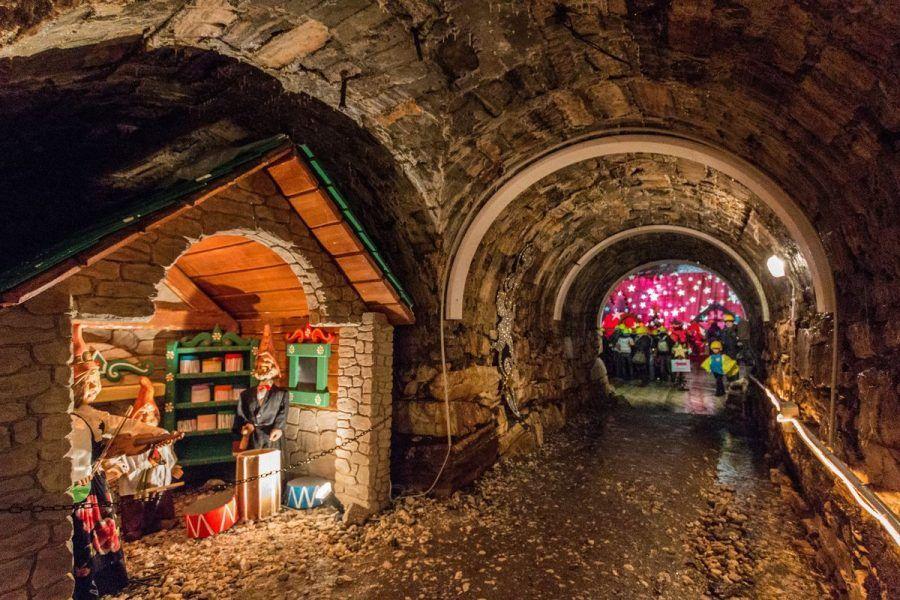 Villaggio Di Babbo Natale Italia.I Villaggi Di Babbo Natale Da Vedere In Italia Bigodino
