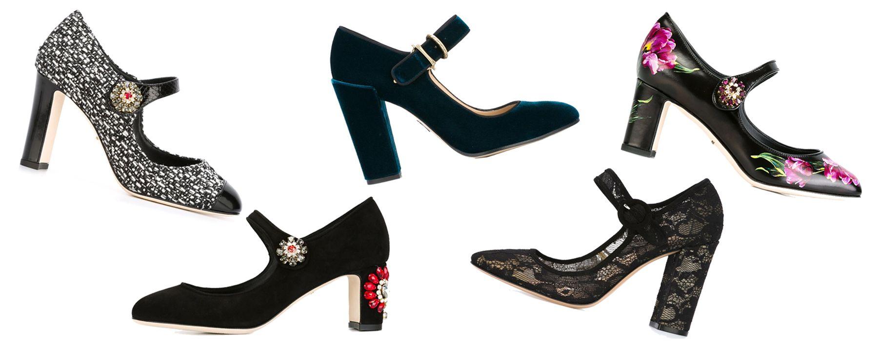 Mary Jane: le scarpe must-have della stagione