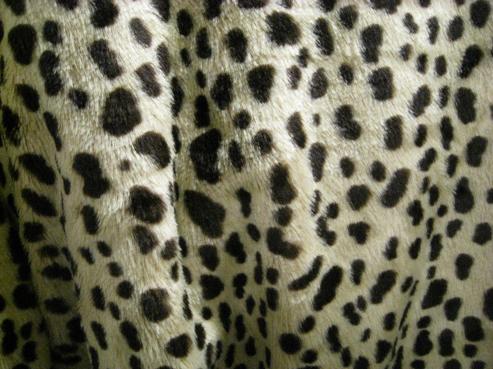 Di che materiale sono fatte le pellicce ecologiche?