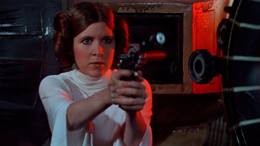 Addio Carrie, noi vogliamo ricordarti così