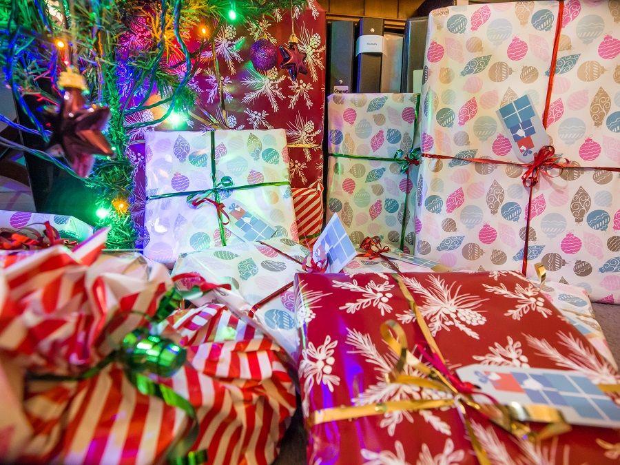 Conservate solo le carte di Natale più belle