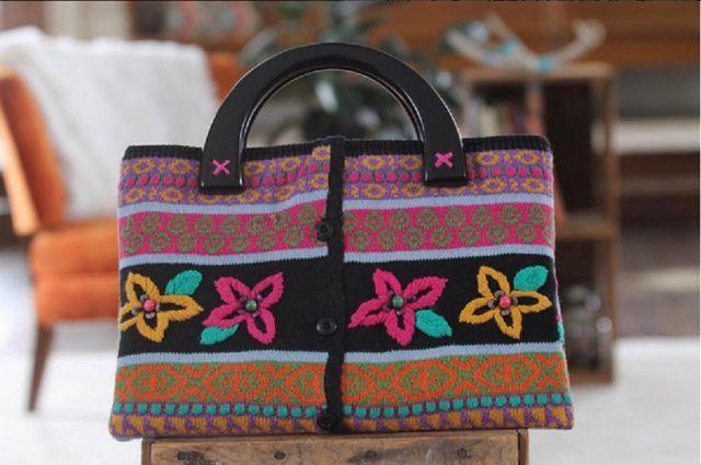 Una borsetta