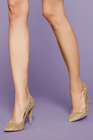 Decolletè Glitter Aniye By -  189.00 euro