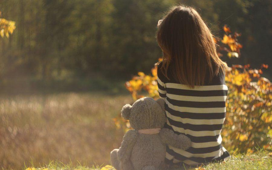 ...stare da sola è bello solo se è una scelta...
