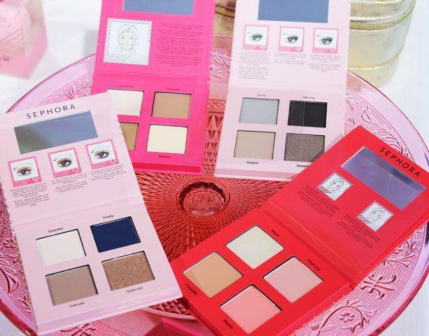 Sephora, The Surprising Palette, con ombretti, blush e contouring.24.90 euro.