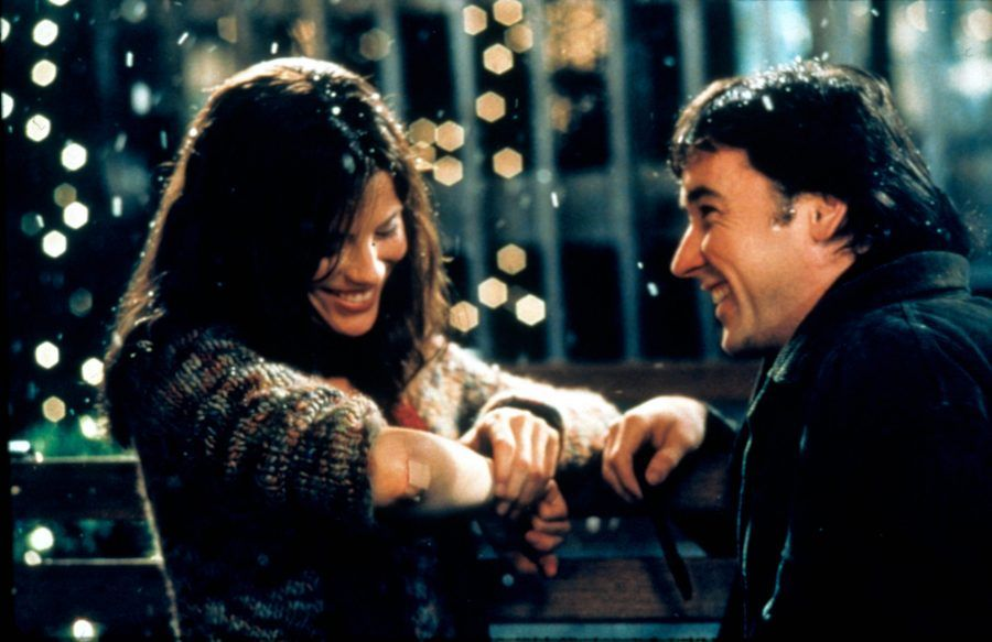 John Cusack e Kate Beckinsale in Serendipity