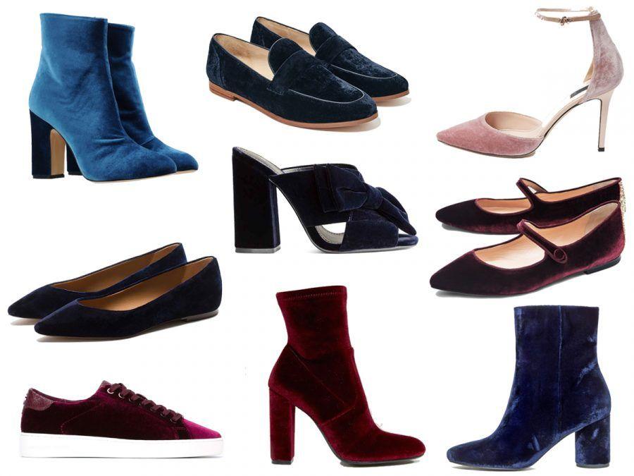 set scarpe