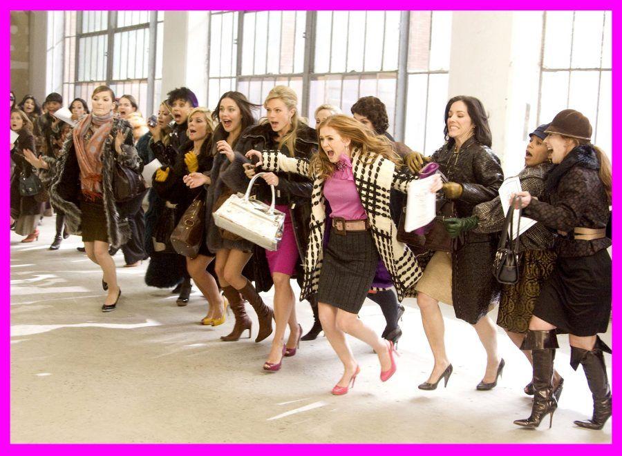 I (and tutte le altre donne) love shopping