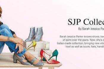 Le scarpe di Sex and The City. Sarah Jessica Parker apre la prima boutique