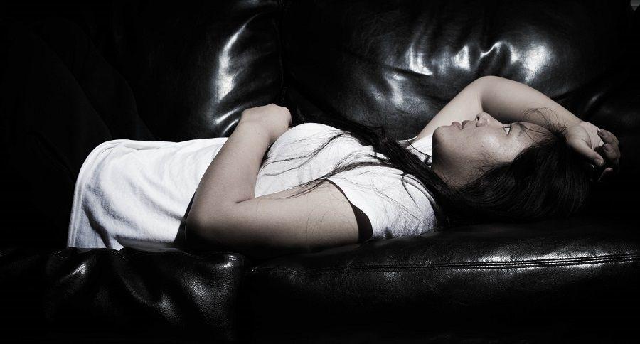 L'esaurimento nervoso provoca un forte senso di apatia