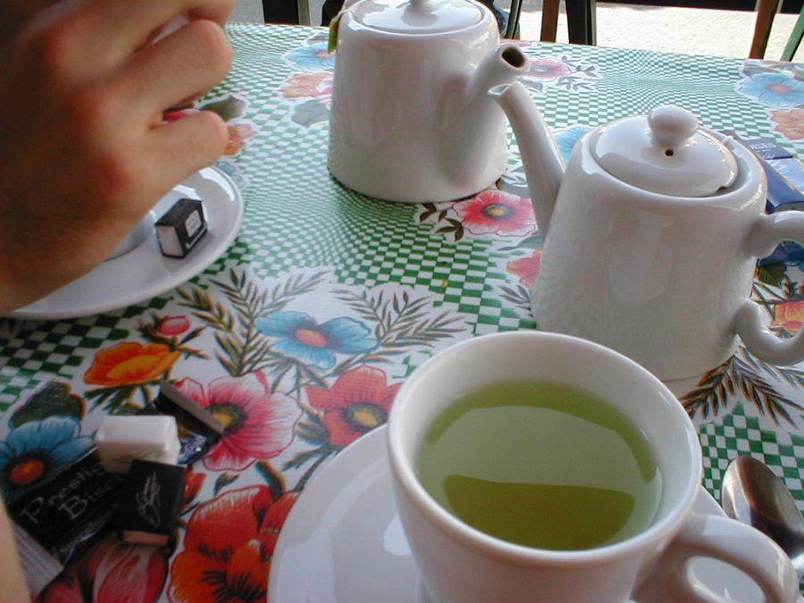 Bevete acqua sotto forma di tisana o tè