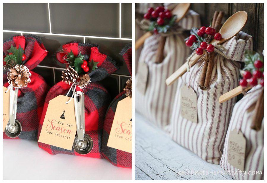 "Célèbre DIY: regali ""dolci"" fai da te per Natale | Bigodino EH35"